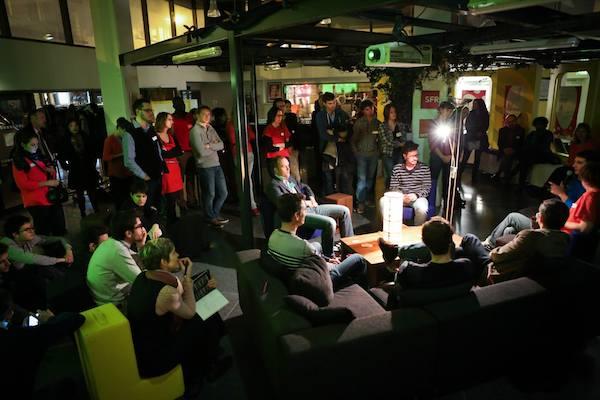 WDG Launch Party investissement participatif