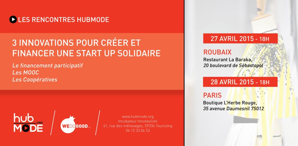 Invitation HUBMODE 02