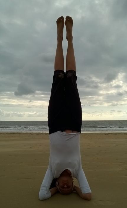delphine - yoga