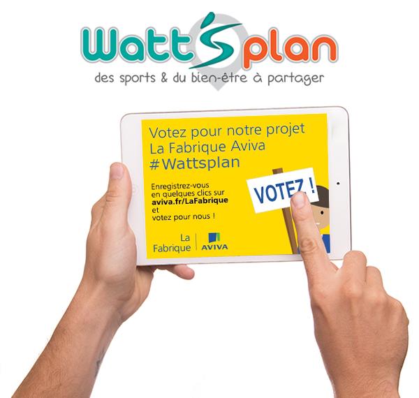 Votez pour Wattsplan