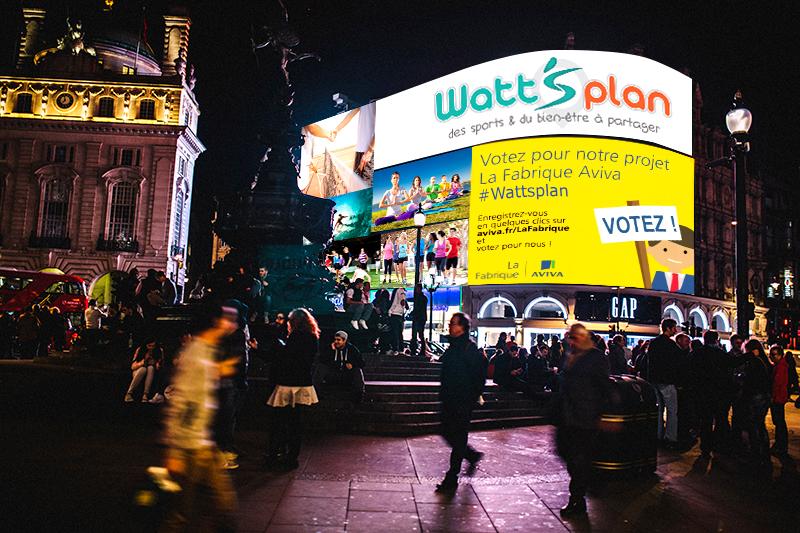 Encore des votes pour Wattsplan