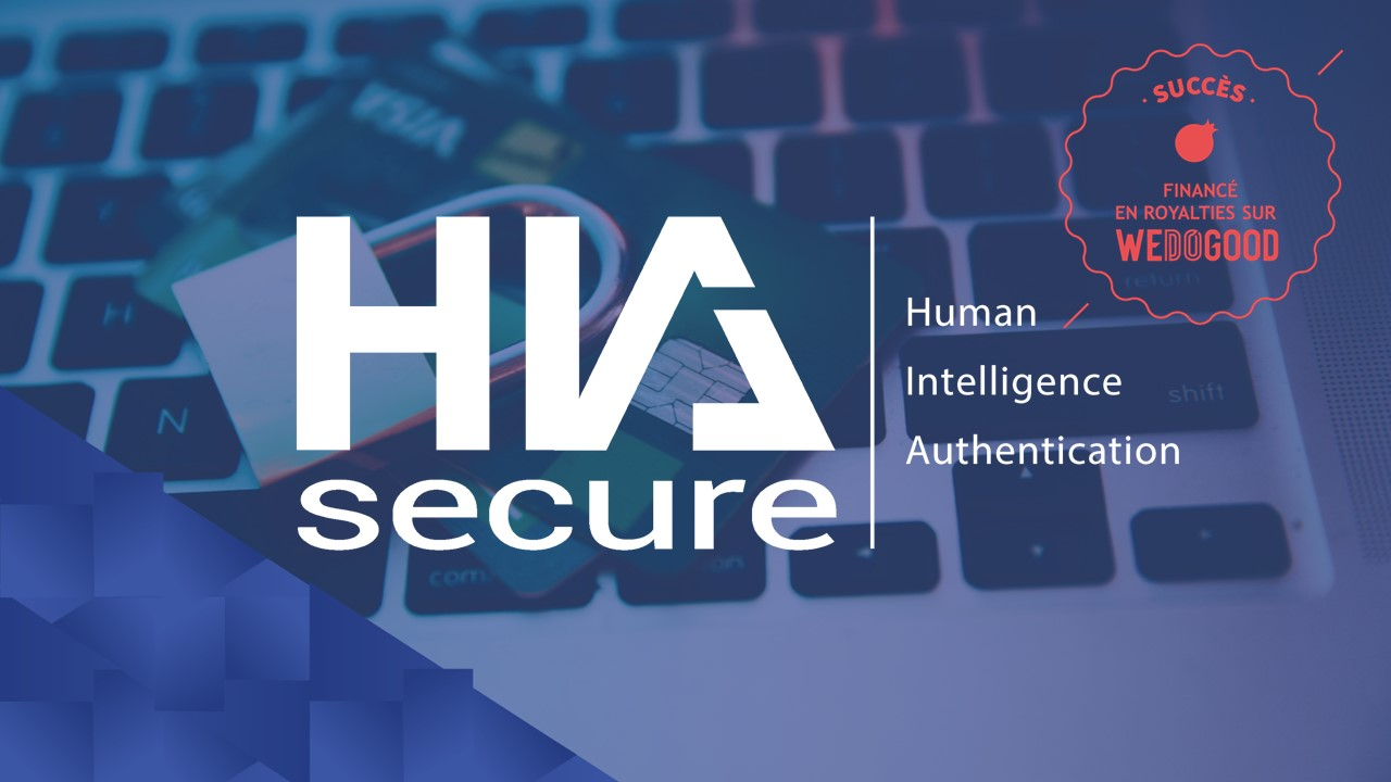 banner HIAsecure - Human Intelligence Authentication