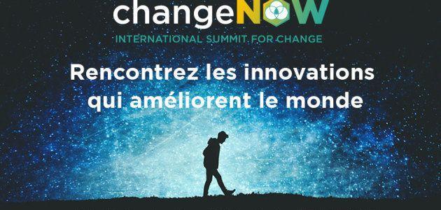 myLabel sélectionné pour le ChangeNow Summit
