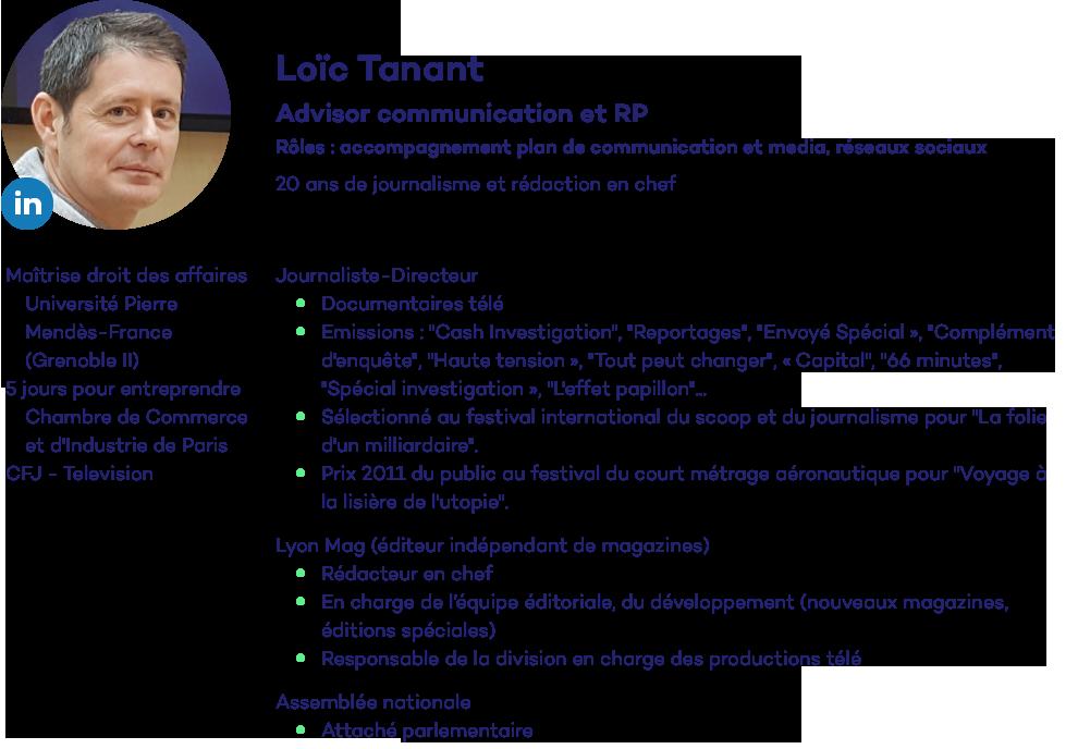 Loïc Tanant