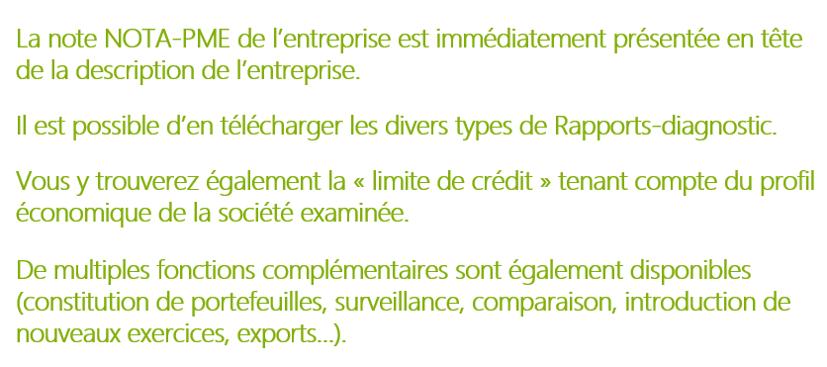 Annonce CAP FINANCIALS 3