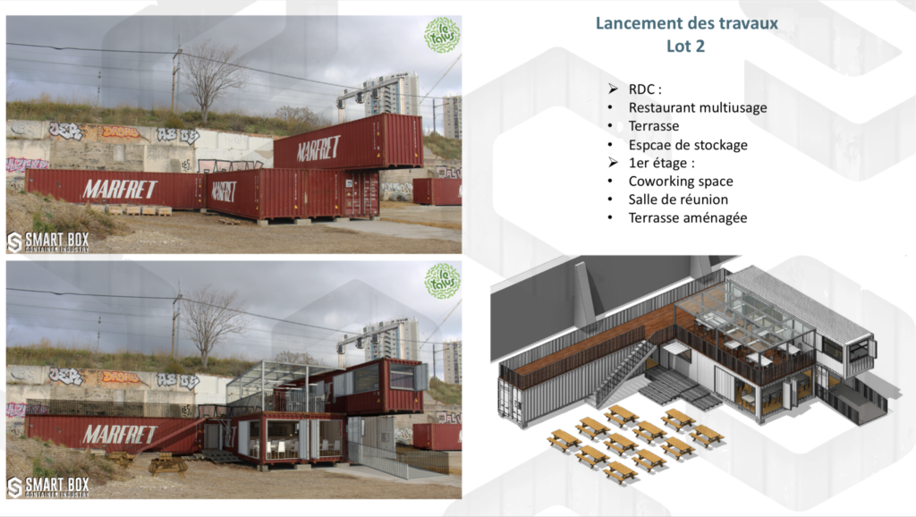 plan containers Smartbox industry